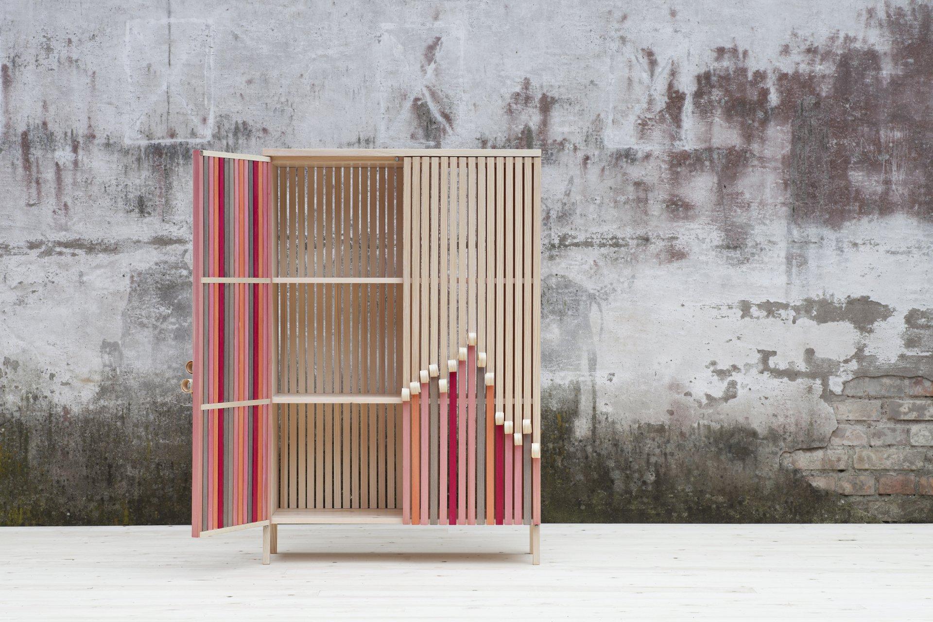 Salone Satellite 2018 - Salone Del Mobile - Stoft - Whittle Away Cabinet